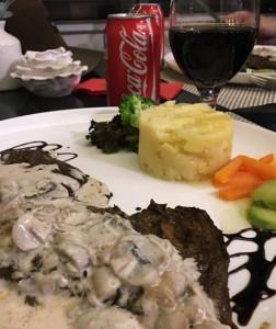 رستوران سرجیو