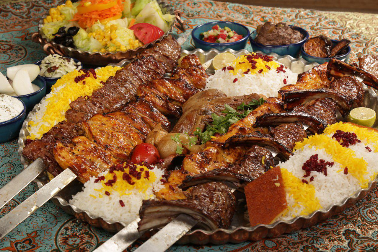 رستوران سپهر شاندیز